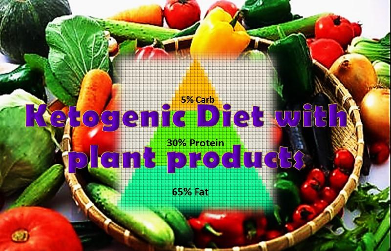 Ketogenic diet for vegetarians
