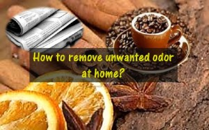 21 Natural ways to get rid of unwanted odor