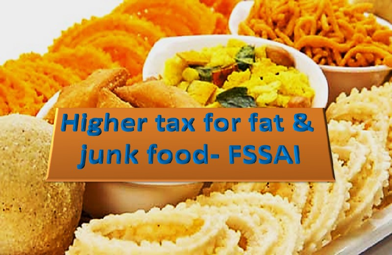 FSSAI to rescue Indians from Junk Food