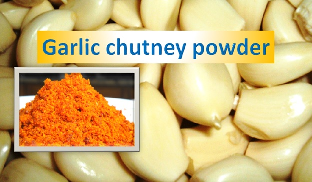 Garlic Chutney Chutney Powder