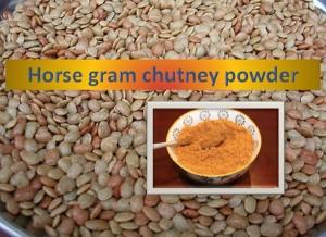 Horse Gram Chutney Powder