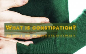 What Is Constipation?