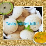 Foxtail Millet Idli