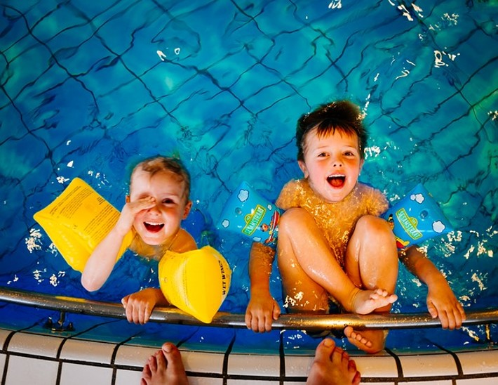 Swimming safety tips for kids