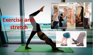 Exercise and Stretch