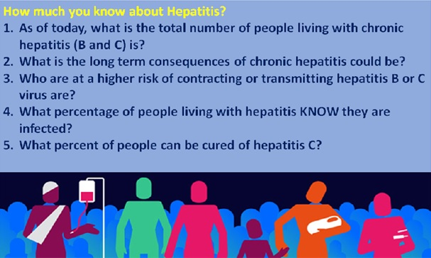 How much you know about Hepatitis?