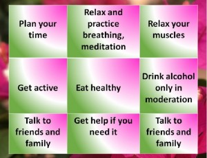 Are you able to prevent and manage your stress properly