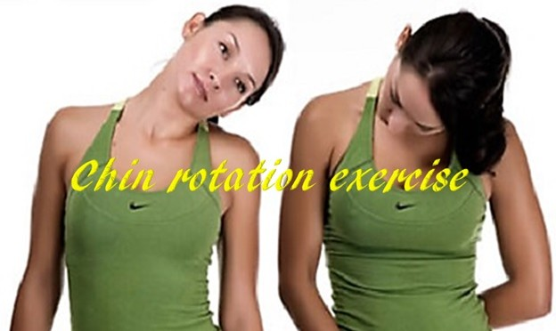 Chin Rotation Exercise