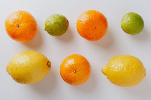 Ways to use citrus fruits