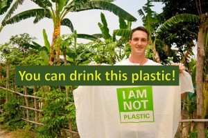 You can drink this plastic