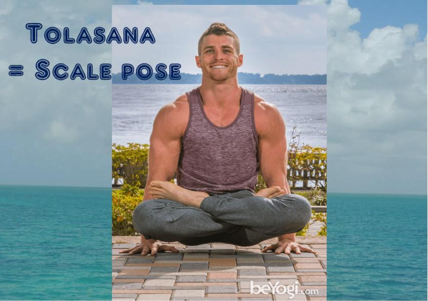 Scale pose