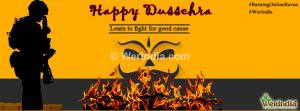 Burning Online Ravan – Dussehra Celebrations with WerIndia