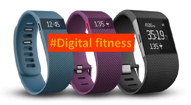 Digital Fitness Trending