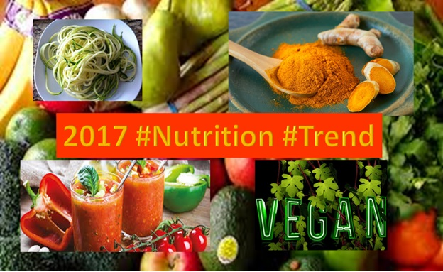 Nutrition trends of Year 2017
