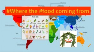 Where the food is coming from? Vegan, Vegetarian Trend