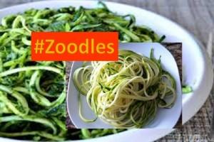 Zoodles - Nutrient Dense Noodles
