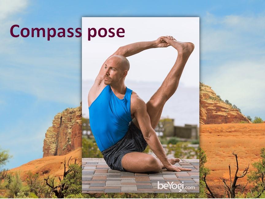 Compass Pose