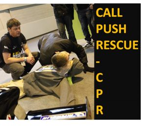 CPR - Call Push Rescue