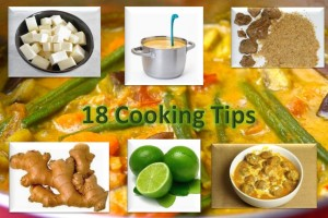 18 Everyday essential cooking tips