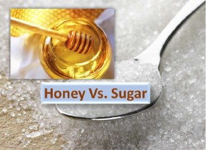 Honey and Sugar: What is the difference?