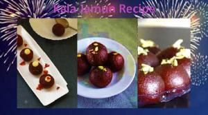 Diwali Dessert Kala Jamun