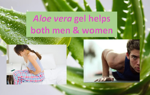 Aloe Vera Gel For Men And Women