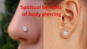 Spiritual Science reasons behind body piercing