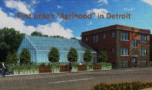 First Urban Agrihood in America