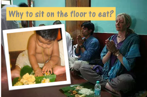 Why we should consider sitting and eating on floor