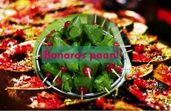 Banarasi sweet paan