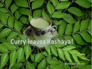 Curry Leaves Kashaya