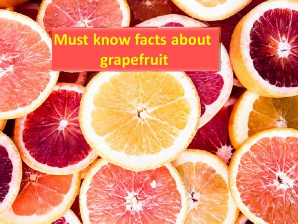 Grapefruit cannot be taken with certain medications