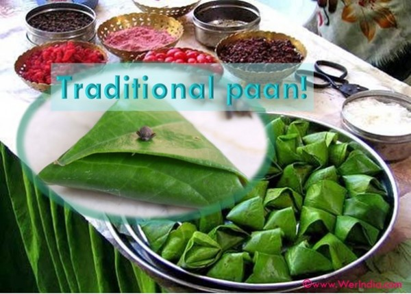 Traditional Paan