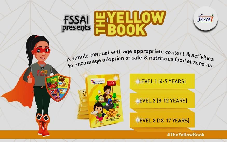 The Yellow Book of FSSAI