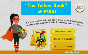 The Yellow Book of FSSAI