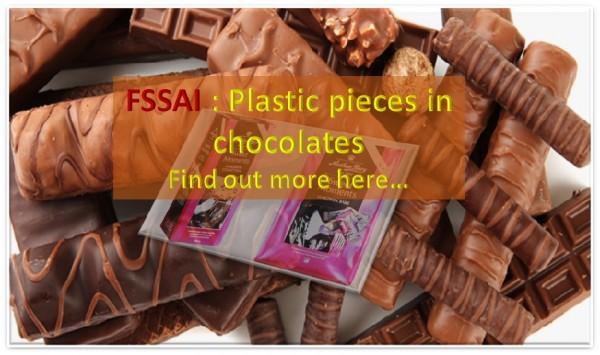 Plastic fragments found in Denmark chocolate