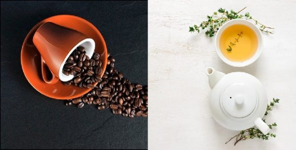 Coffee and Green Tea: Click here to read more