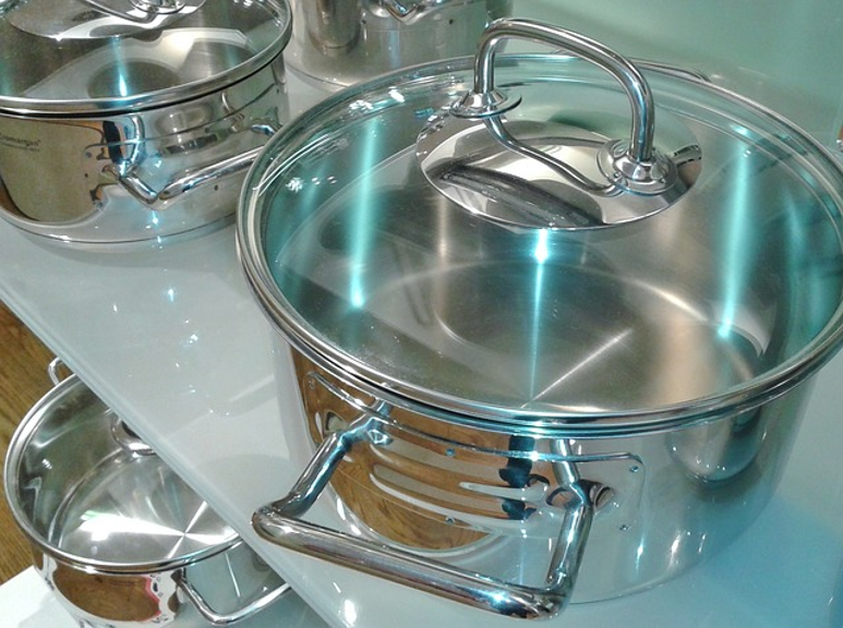 Cleaning stainless steel is easy with these tips