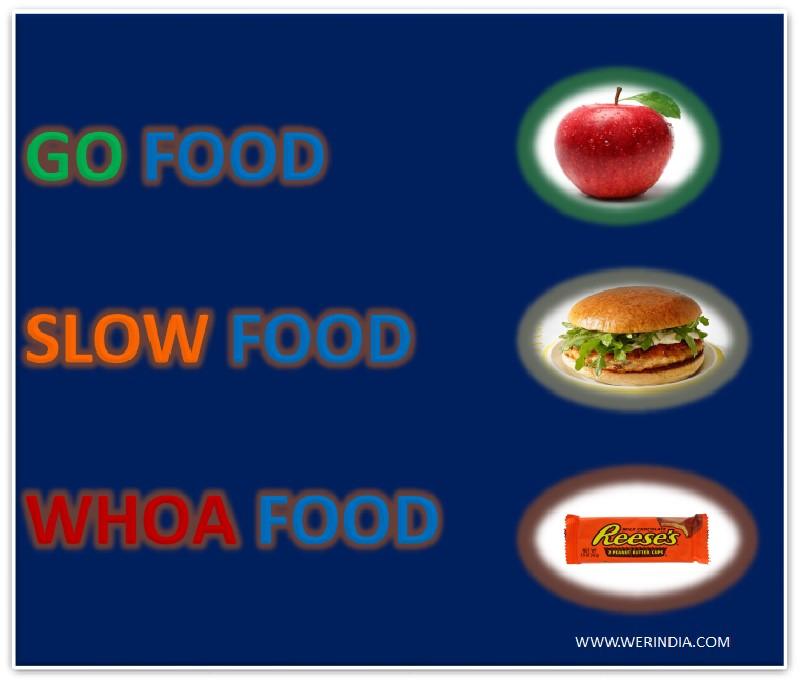 GO SLOW WHOA FOODS