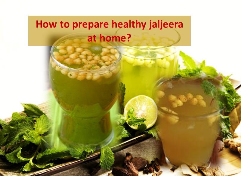 This summer consider drinking jaljeera