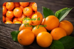 Kinnow and Orange