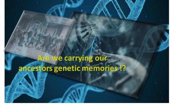 We may be carrying our ancestors' genetic memories