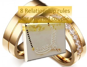 8 relationship rules for married couple