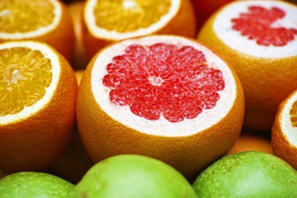 Grapefruit allergy