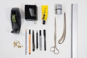 List of things you must have in utility drawer