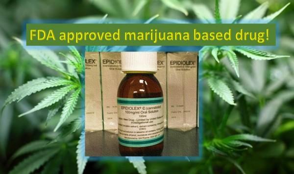 US Health regulators approved marijuana based drug
