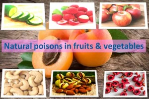 Natural Poisons in Fruits and Vegetables