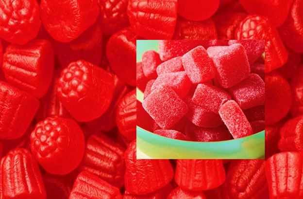 Red candies - what is the source for coloring agent?