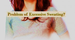 Hyperhidrosis, excessive sweating