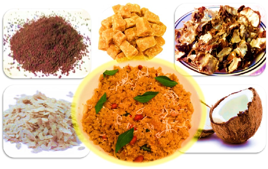 Masala Mustard Beaten rice